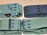 厂家生产军用腰带,直销对扣军用腰带 帆布