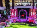 双子座婚礼策划2019年热卖《轻奢暗场婚礼套系》