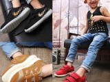 厂家直销爆款儿童鞋品牌运动鞋 儿童鞋子大童韩版阿甘鞋时尚批发