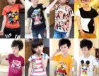 新品童装短袖t恤韩版中大小儿童上衣打底衫批发