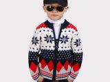 时尚流行 供应欧 美学院风男童童装针织衫 针织毛衣 针织套衫