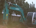出售现代黑金刚60-7,山河80挖掘机