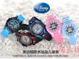淘表圈儿童手表推荐 迪士尼 50米超强防水儿童运动电子手表