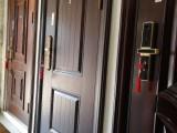 代换防盗门锁芯,门把手,维修防盗门,物美价廉
