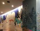 温州画王墙绘专业承接家装店面餐厅酒吧会所等油画壁画