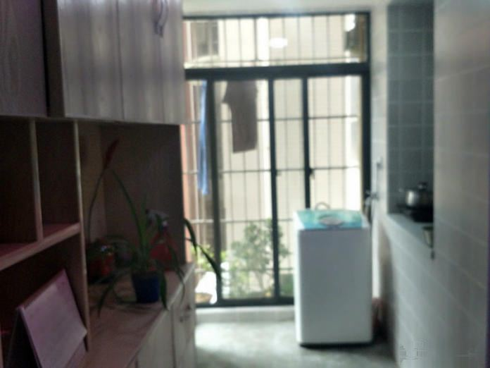 沃尔玛月城丽景精装套三好房出租交通便利家具家电齐全拎即可