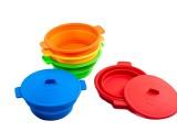 硅膠制品廠生產的食品級硅膠碗兒童可不可以用