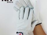 KIT猪皮手套  贴手时尚灵活驾车维修工作 918款皮革耐磨劳保手套