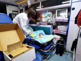 大理担架车护送患者 顺安达医疗服务中心