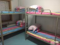大学生求职公寓,床位出租,24小时热水,百兆网速,专人打扫