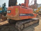 成都二手挖掘機市場,轉讓二手斗山150和300挖掘機,包質量