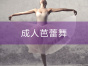 风尚典雅芭蕾舞培训中心