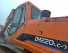 转让 挖掘机斗山出售斗山220杠7挖掘机一台