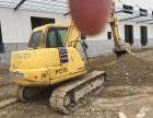 低价出售小松70小型挖机,手续齐全,原装进口