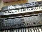 手雅马哈电子琴PSR-300 日本产61键力度键盘