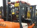 出售二手杭州3吨4米高叉车国产品牌二手叉车