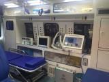 兰州市救护车出租长途救护车正规救护车出租