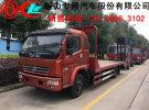 西双版纳厂家直销东风特商挖掘机平板运输车 蓝牌挖掘机拖车0年0万公里面议