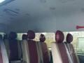 嘉兴4~61座旅游包车婚礼大巴长期租车接飞机火车