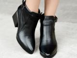 2014厂家直新款雪地靴 时尚真皮鞋子女鞋 欧洲站马丁靴热销爆款