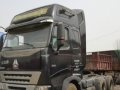 常年出售二手豪沃半挂牵引车头、二手货车、混凝土搅拌车