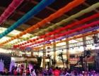 北京庆典启动道具飞天彩虹大型庆典活动彩虹飞布飞天彩虹出租