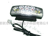 批发**锂电动车厂家尾牌尾灯二合一LED尾灯刹车灯转向灯广告牌