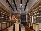 厂家定制各种烤漆展柜,钢木组合结构展柜等