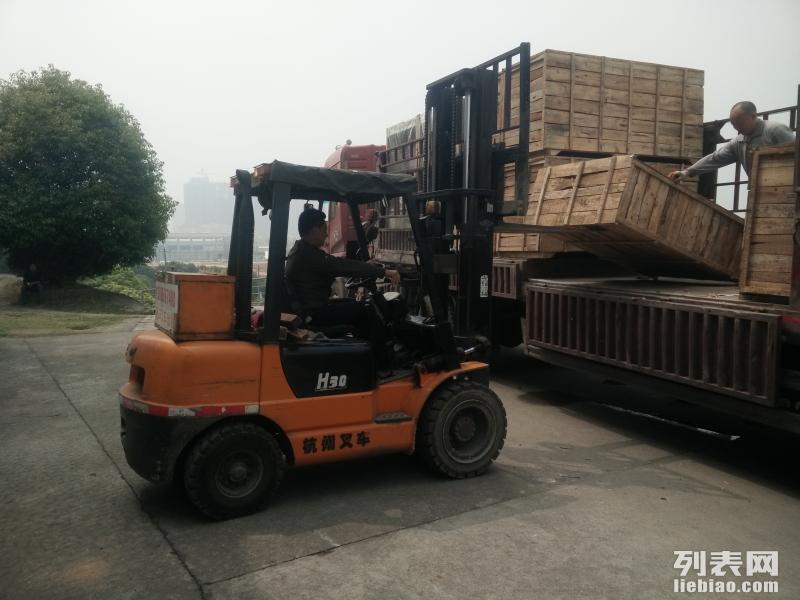 绵阳设备搬迁叉车出租3-10吨 起重吊装:吊车出租8-80吨