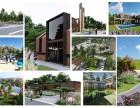 室外园林景观设计