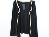 2014秋季女装新款 不规则披肩开衫 针织衫 大码毛衣外套 外贸