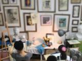 暑假哪里学绘画比较好,小鬼妈妈专注绘画教学十六年