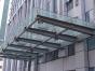 广州钢结构雨棚专业承接施工,赢得了新老客户的信赖