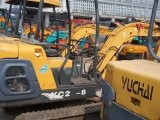 转让二手玉柴13 25 35小型挖掘机 微型挖机