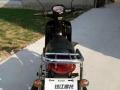 两辆110弯梁摩托车