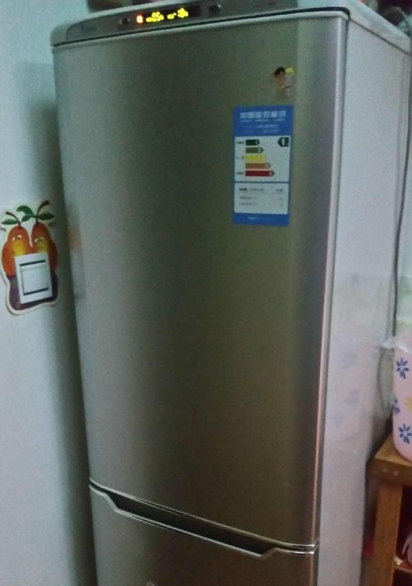 海尔冰箱bcd-215yd_兰州家电
