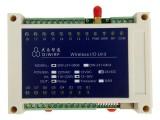 无线开关量控制模块DW-j31-0808,8路输入8路输出