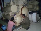 上海中央空调回收 特灵空调控制厢回收