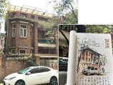 广州成人美术兴趣班,油画班,素描班,水彩班选名玛雅