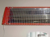 碳纤维石英加热管 电热管 汽车烤漆灯发热