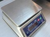 不锈钢桌秤3kg IP68防护等级6kg
