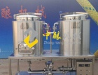 简述氧气对100升啤酒设备酿造的啤酒的影响