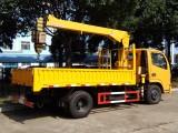 绵阳3吨8吨12吨徐工国五随车吊随车起重运输车生产厂家直销