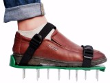 自流平施工钉鞋防滑环氧地坪漆钉鞋水泥油漆涂料自流平施工程工具