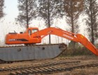 海南省儋州市水陆挖掘机出租服务好技术强