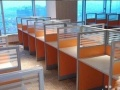 衡水办公家具钢架办公桌屏风办公桌一对一培训桌经理桌