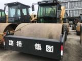 上海低价出售二手各品牌压路机 精品二手压路机