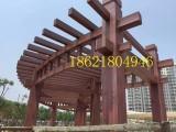 衢州木纹漆施工 景区廊架木纹漆施工 金属木纹漆施工工艺