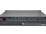 小魚視頻機架式VGA高清視頻光端機,VGA光纖收發器
