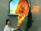 济南3D画展展览展会 3D立体画制作租赁出售